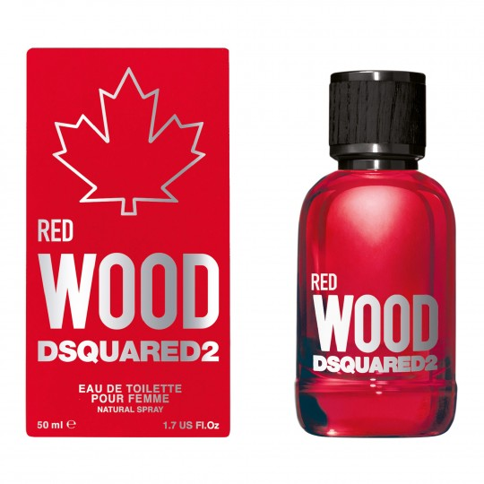 Red Wood EdT 50ml