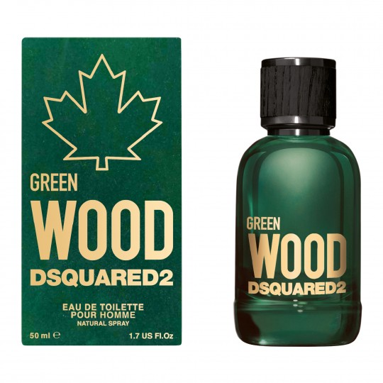 Green Wood EdT 50ml