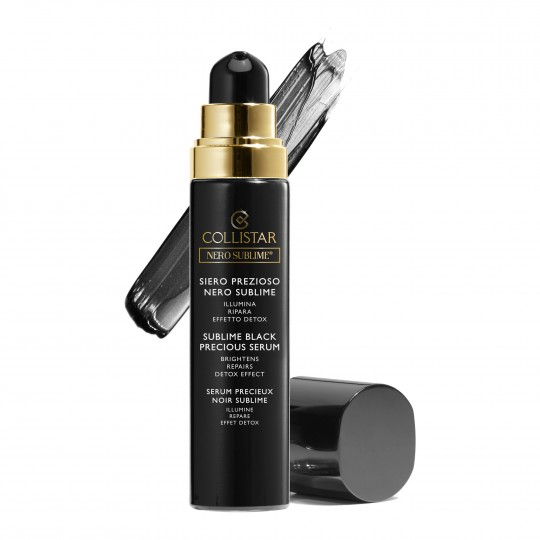 Sublime Black Precious Serum luksuslik detox must seerum 30ml