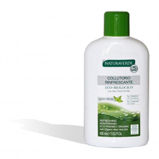 Eco Friendly Organic AloeVera piparmündiõli suuloputusvesi 400 ml