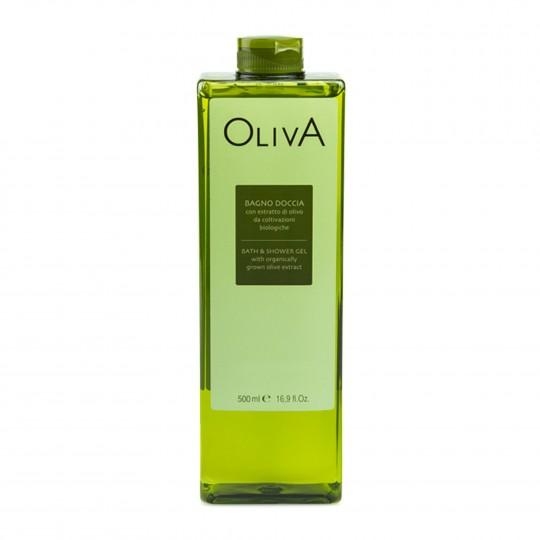 Oliiviõli toitev ja niisutav dušigeel 500ml