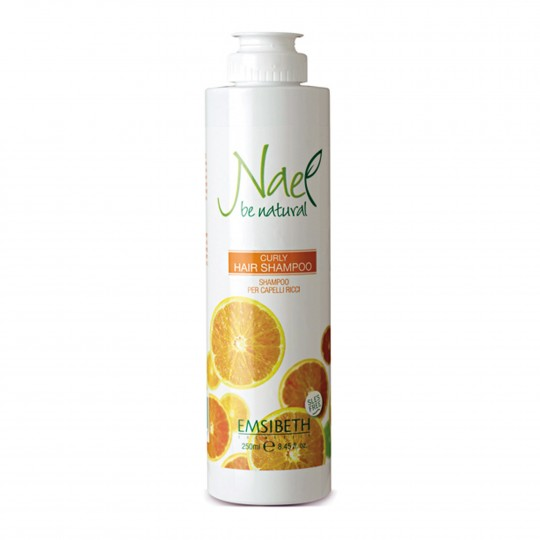 Nael Curly Hair Shampoo lokki elavdav šampoon 250ml