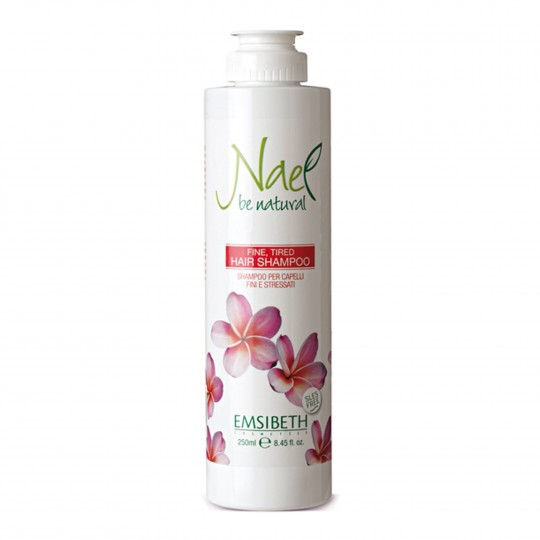 Nael Fine, Tired Hair Shampoo kohevust andev šampoon 250ml