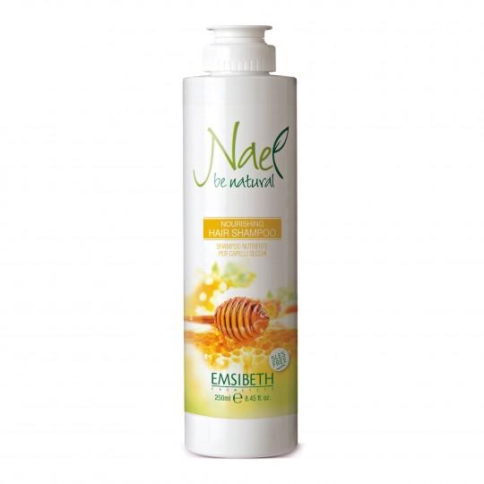 Nael Nourishing Shampoo toitev šampoon kuivadele juustele 250ml