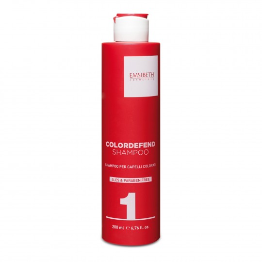 Värvikaitse šampoon 250ml