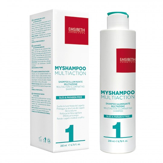 My Ten Multiaction Shampoo toitev šampoon 200ml