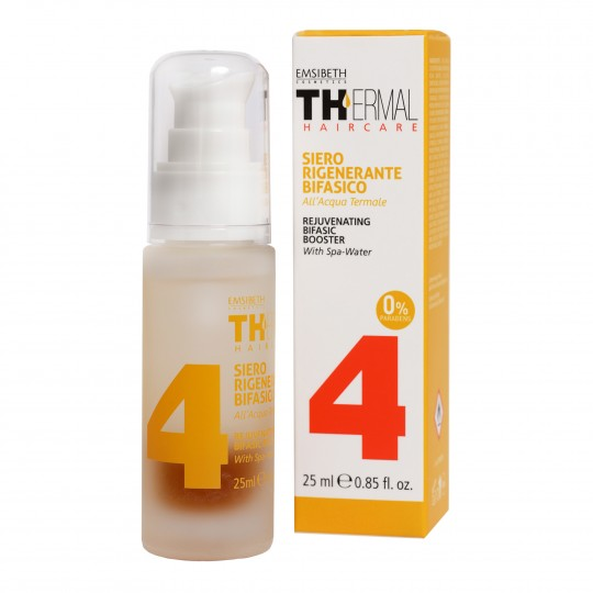 Thermal Rejuvenating Bifasic Booster noorendav seerum juustele 25ml