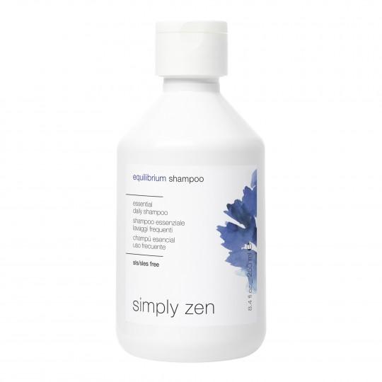 Zen Equilibrium Shampoo sulfaadivaba õrnatoimeline šampoon 250ml