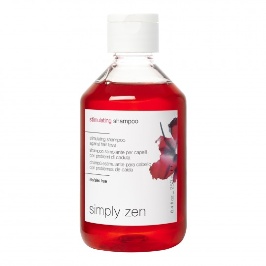 Zen Stimulating Shampoo sulfaadivaba šampoon 250ml