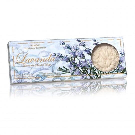 Seepide komplekt Ischia lavendel 3x125g