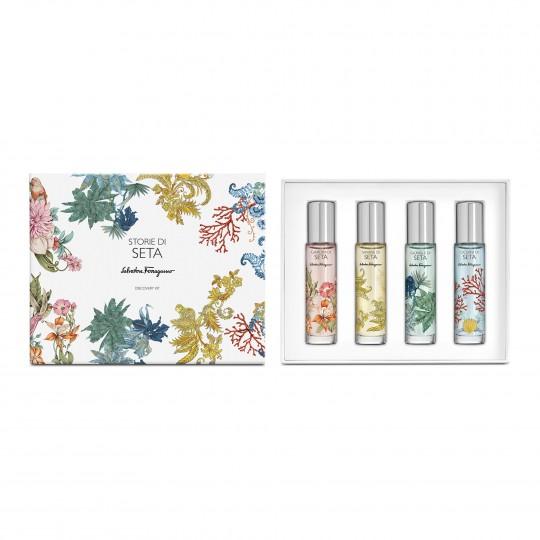 Storie di Seta parfüümisarja komplekt 15mlx4