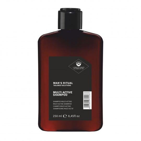 Man's Ritual õrnatoimeline tasakaalustav šampoon 250ml