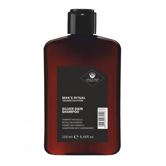 Man's Ritual kollasust vähendav šampoon, pH 6,0-6,5 250ml