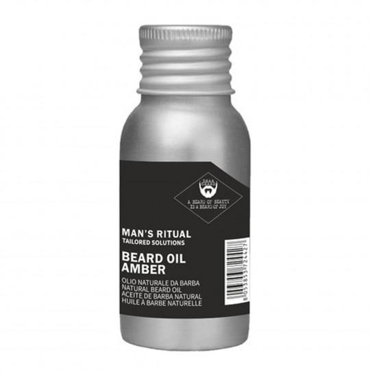 Man's Ritual naturaalne habemeõli, idamaise aroomiga 50ml