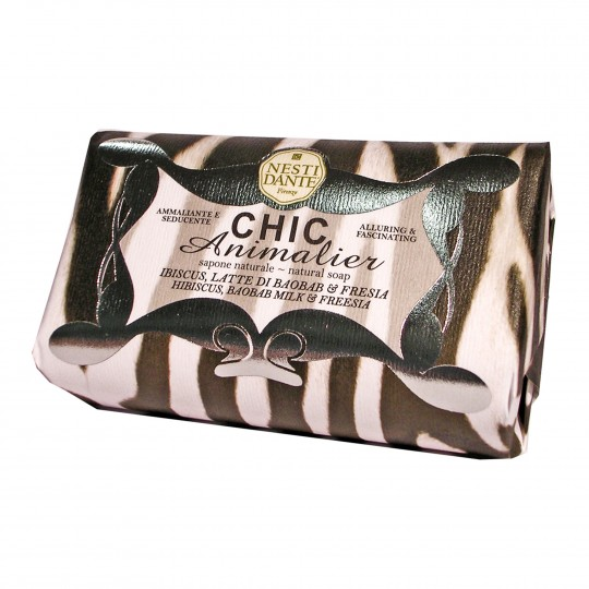 Seep Chic Animalier White (Tiger) 250g