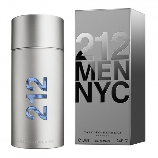 212 men edt 100 100ml