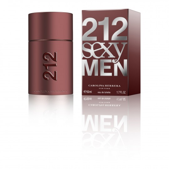 212 sexy men edt 50 50ml
