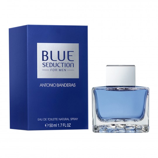 Blue Seduction for Men EdT