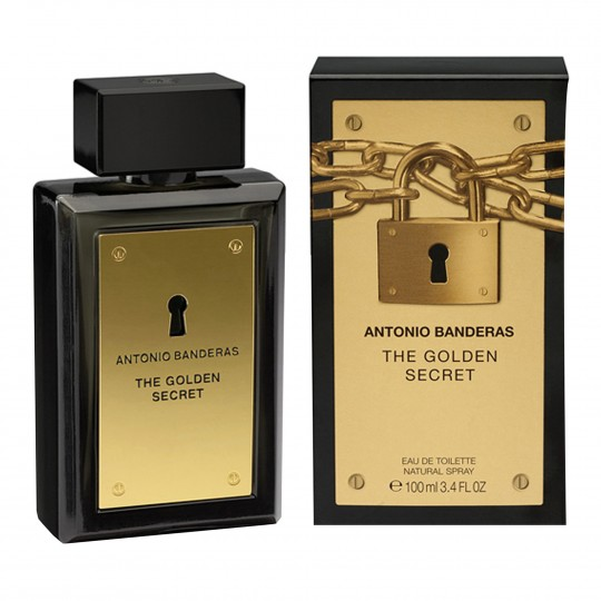 Secret golden edt 100 100ml