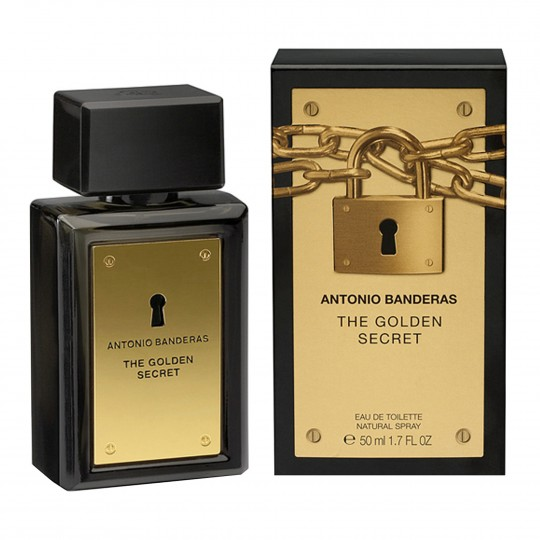 The Golden Secret EdT