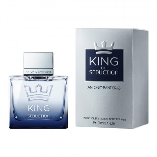 King of Seduction EdT 100ml