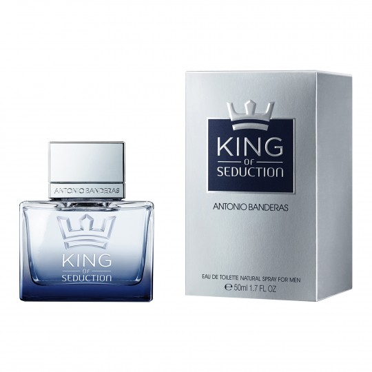 King of Seduction EdT 50ml