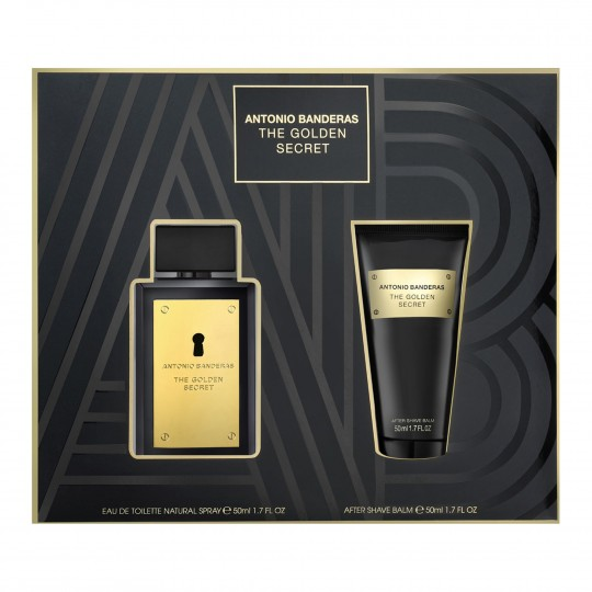 Golden Secret EdT kinkekomplekt