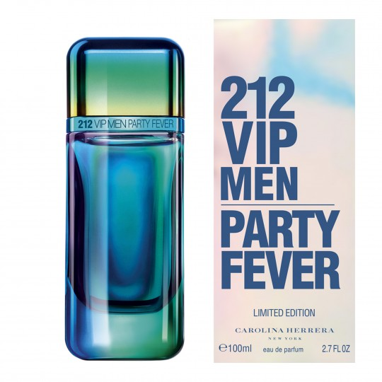 212 VIP Men Party Fever EdP 100ml