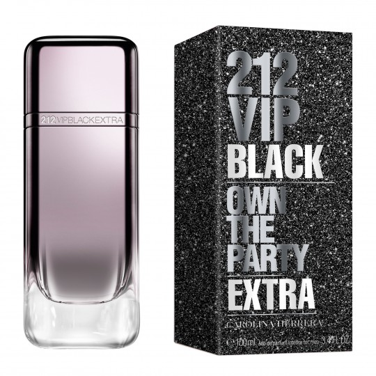 212 VIP Black Extra EdT 100ml