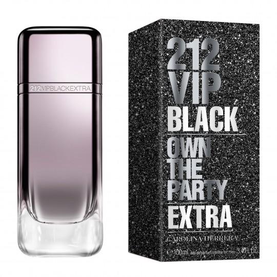212 VIP Black Extra EdT 100ml