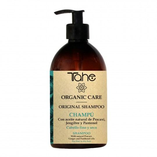 Organic Care Original šampoon õhukestele ja kuivadele juustele 300ml