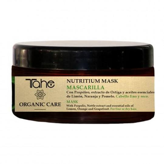 Organic Care Nutritium mask õhukestele ja kuivadele juustele 300ml