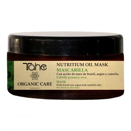 Organic Care Nutritium Oil mask paksudele ja kuivadele juustele 300ml