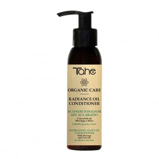 Organic Care Radiance Oil Hydrating Leave-in juustesse jäetav palsam 100ml