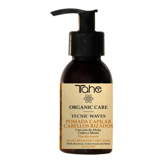 Organic Care Hair Cream lokikreem mesilasvaha, seedripuu ja mündiga 100ml