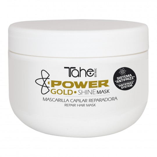 Power Gold juuksekiudu taastav mask 300ml