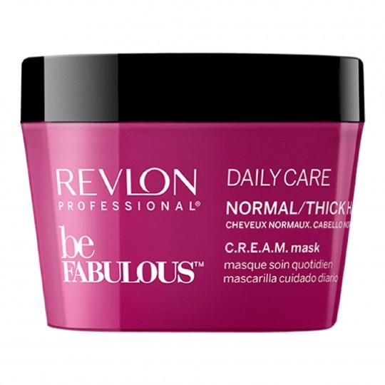 Be Fabulous mask normaalsele/paksemale juuksele 200 ml