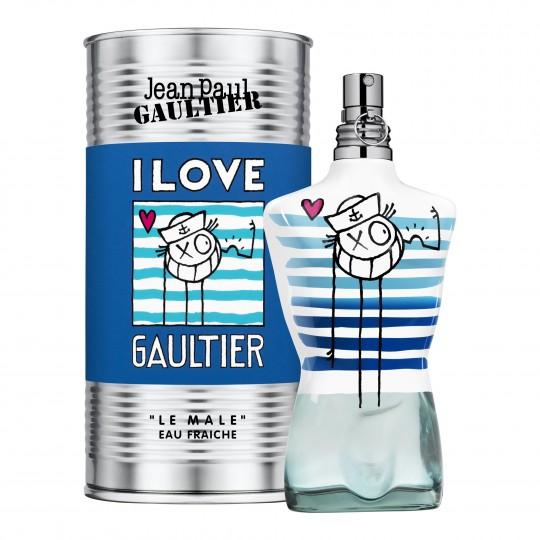 I Love Gaultier Le Mâle Eau Fraîche EdT 125ml