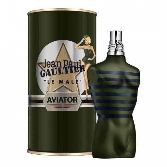Le Male Aviator EdT 125ml