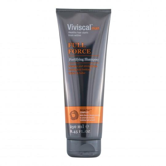 Juuksekasvu parandav šampoon meestele 250ml