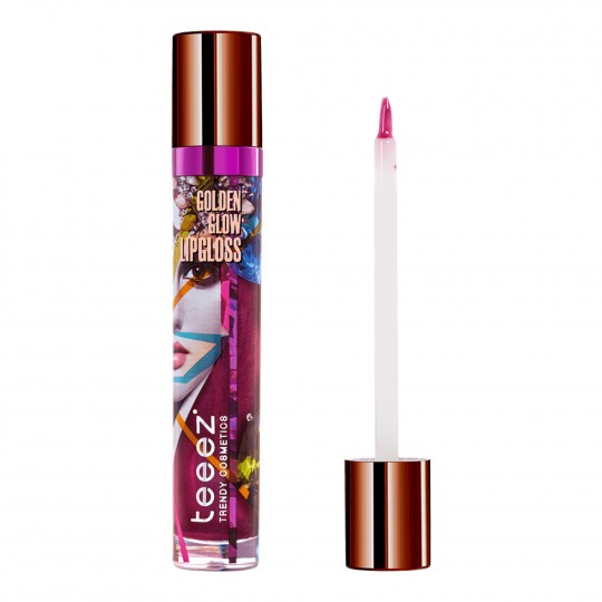 Huuleläige Golden Glow Lip Gloss