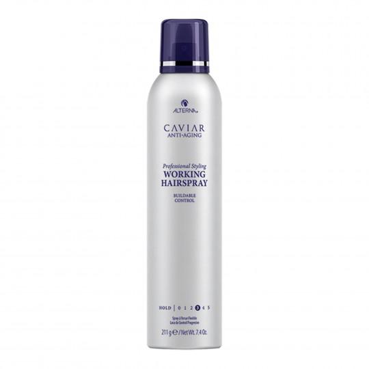 Caviar keskmist hoiakut andev juukselakk 211g