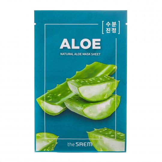 Natural Aloe kangasmask Aaloe 1tk