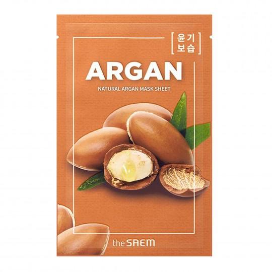 Natural Argan kangasmask Argaaniaõli 1tk