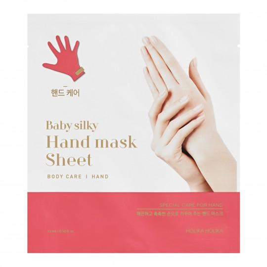 Pehmendav kätemask Baby Silky 15ml