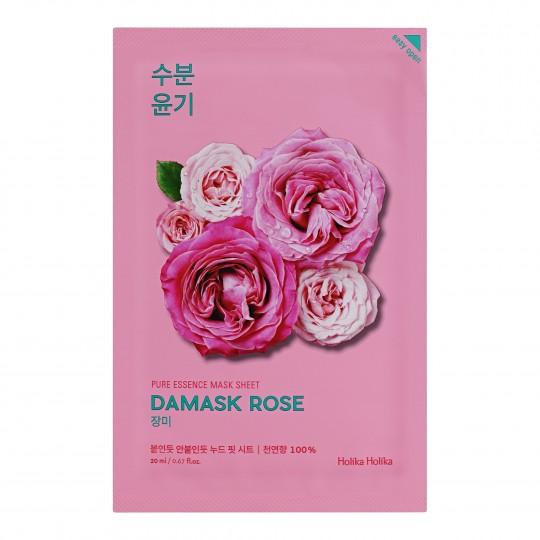 Pure Essence Damaskuse roosi näomask 20ml