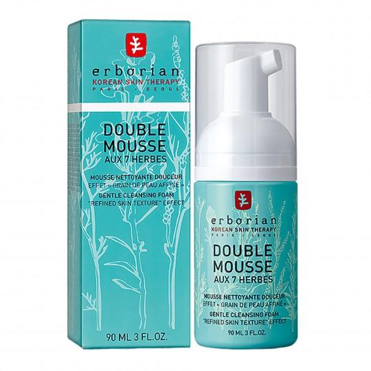 Detox Double Mousse puhastusvaht 90ml