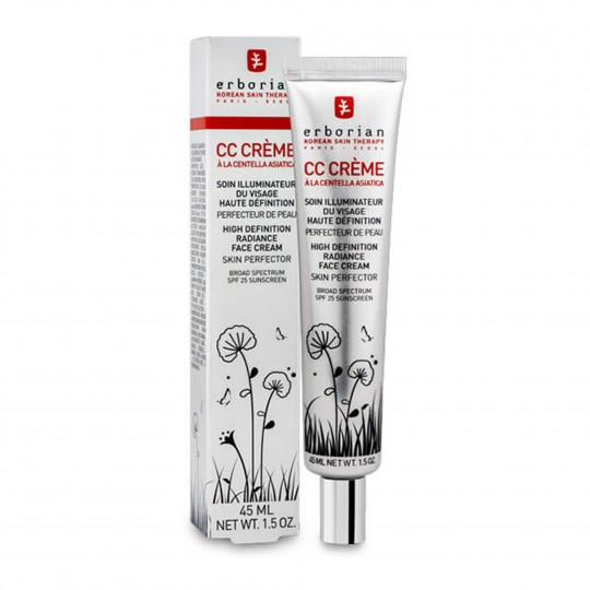 CC kreem HD Radiance SPF25 45ml, 2 tooni
