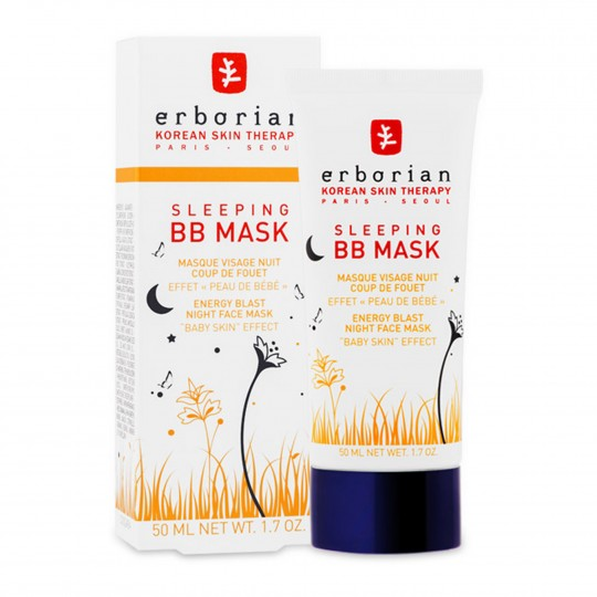 Energy Blast BB öömask 50ml