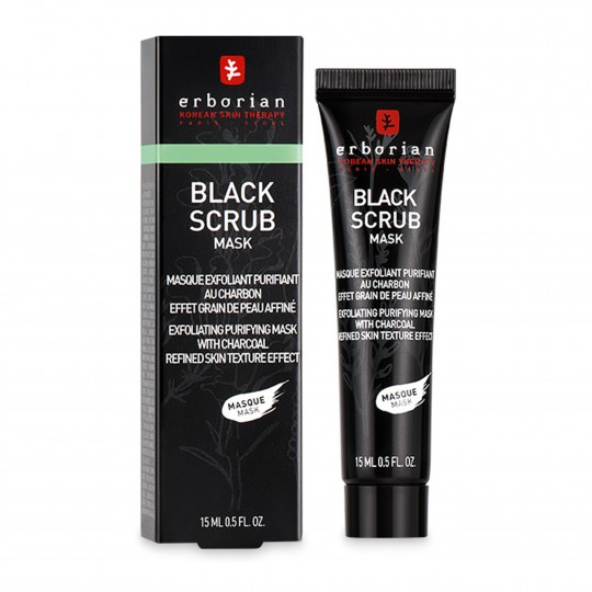 Black näokoorija - mask 15ml